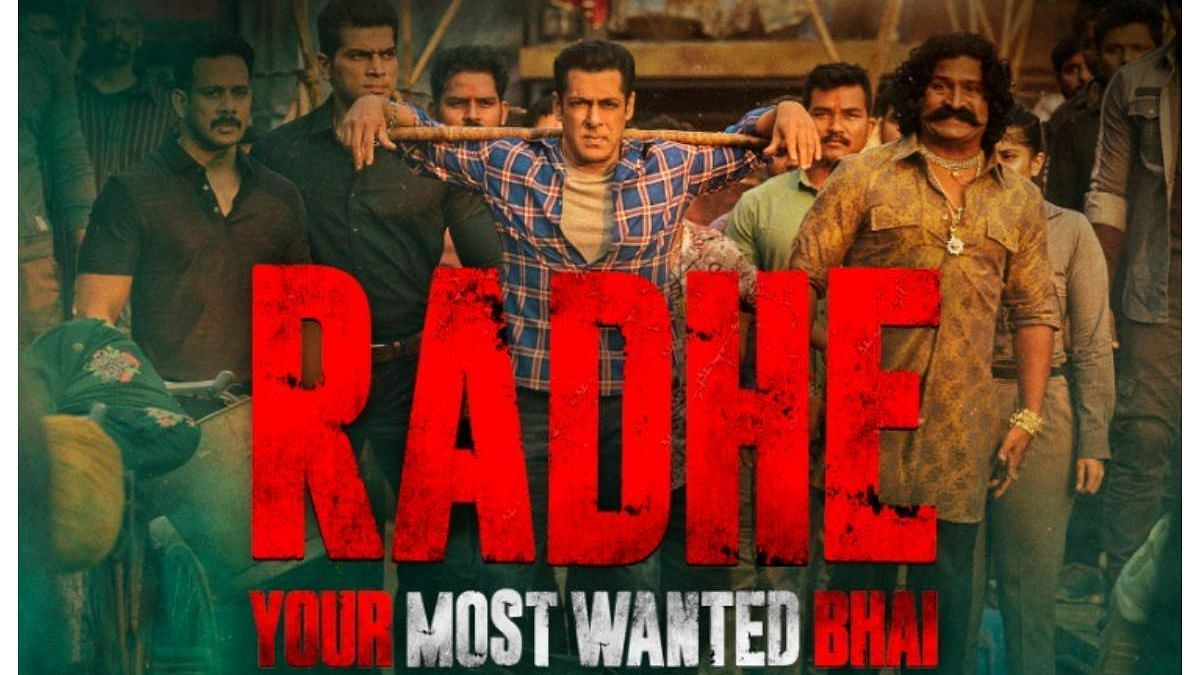Salman Khan's 'Radhe' to Open Only In 70-80 Screens In India?