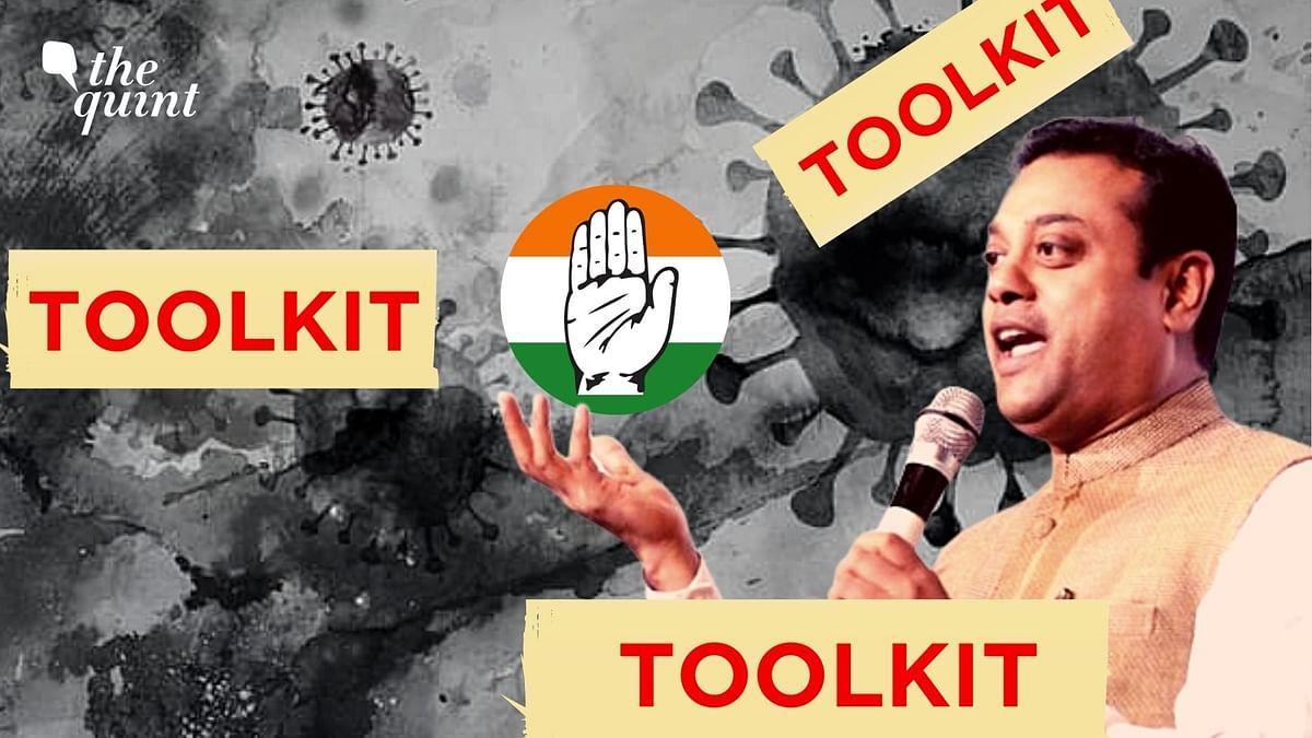 'Toolkit' 2.0: BJP Slams Congress; 'Fake Document', Says Latter