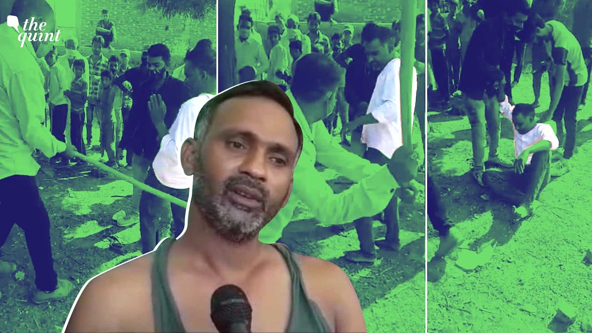 """""""It is buffaloes meat! I kept scream this but no one listened to me. They kept saying I have slaughtered a cow,"""" Shakir said."""