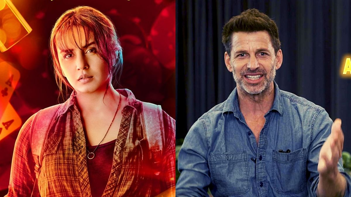 Watch: Zack Snyder on Choosing Huma Qureshi for 'Army of the Dead'