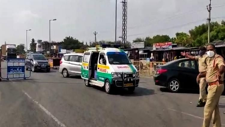 Telangana Allows Ambulances From Andhra Into State After HC Order
