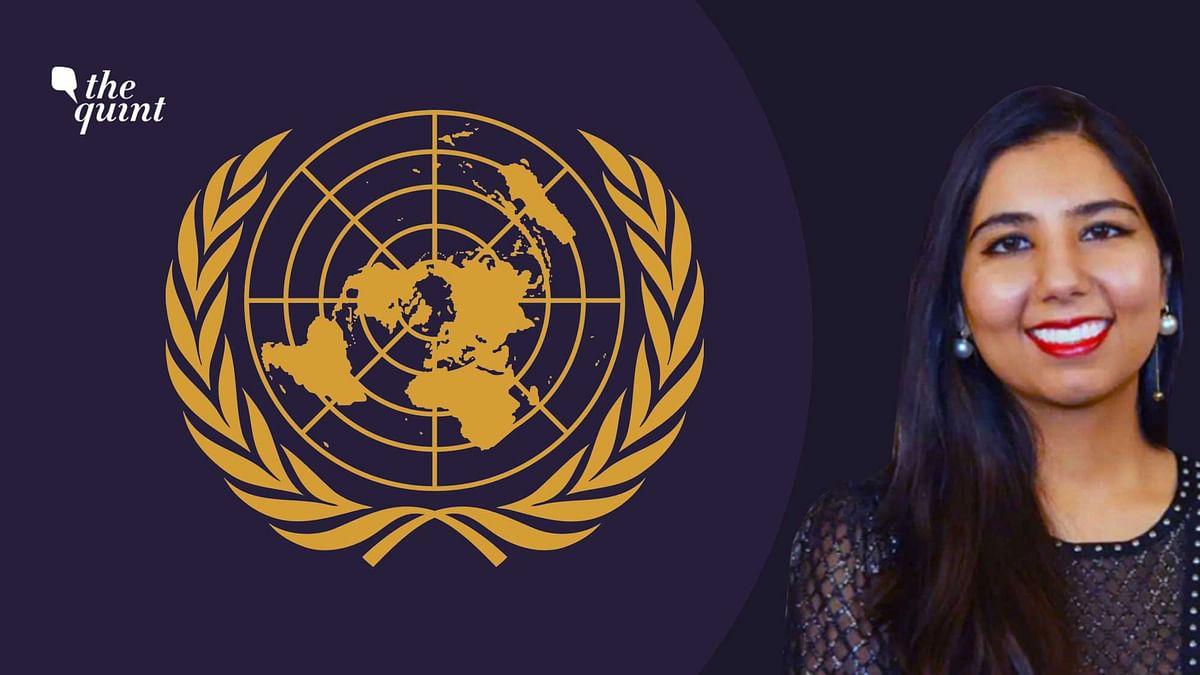"<div class=""paragraphs""><p>Akanksha Arora is bidding to be the next UN chief.</p></div>"