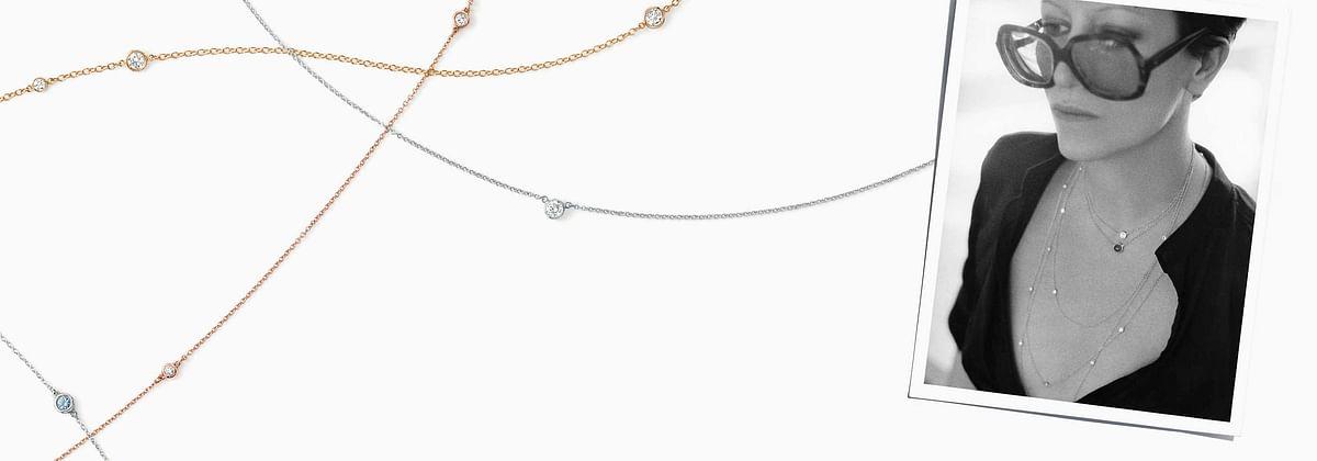 Elsa Peretti's designs are still hot selling items at luxury jewellery store Tiffany & Co.