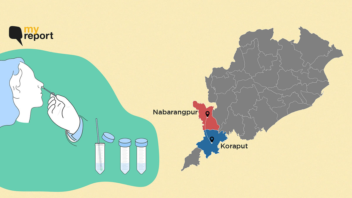 Odisha: 5 Days for Test Results, How Will Nabarangpur Fight COVID?