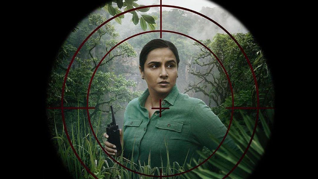 Vidya Balan Shares New Poster of 'Sherni'; Confirms OTT Release