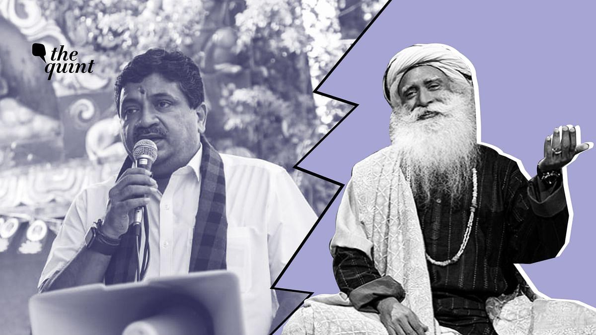 Temple Control Row: Tamil Nadu FM, Isha Foundation In War of Words