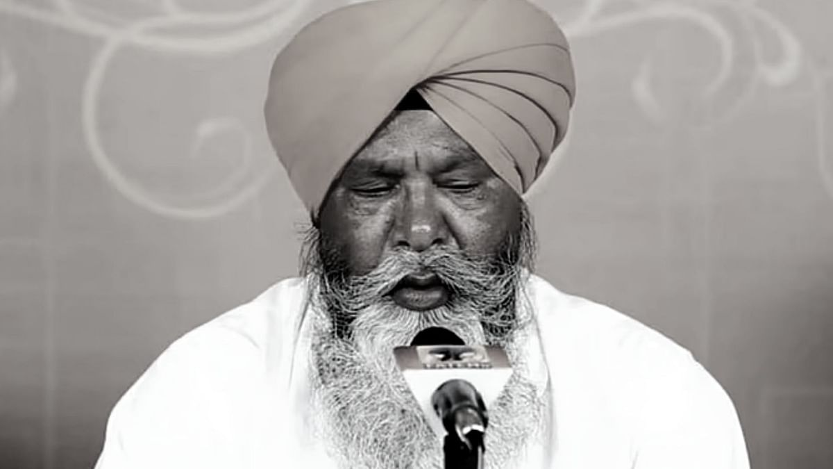 "<div class=""paragraphs""><p>File photo of&nbsp;Bhai Nirmal Singh Khalsa.</p></div>"