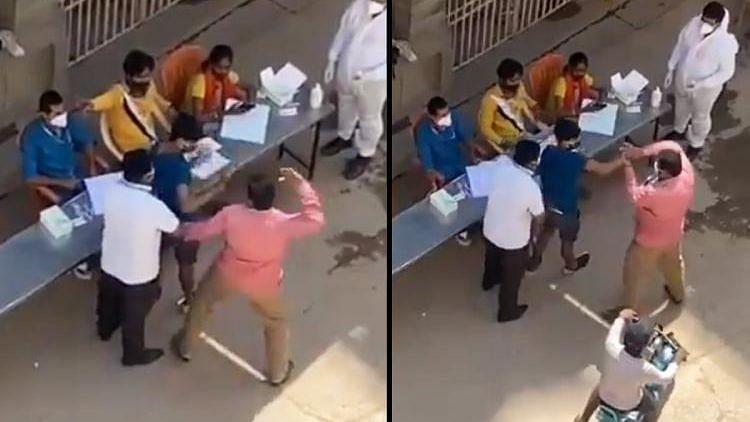 Bengaluru: Officials Thrash Teenage Boy for Refusing COVID-19 Test