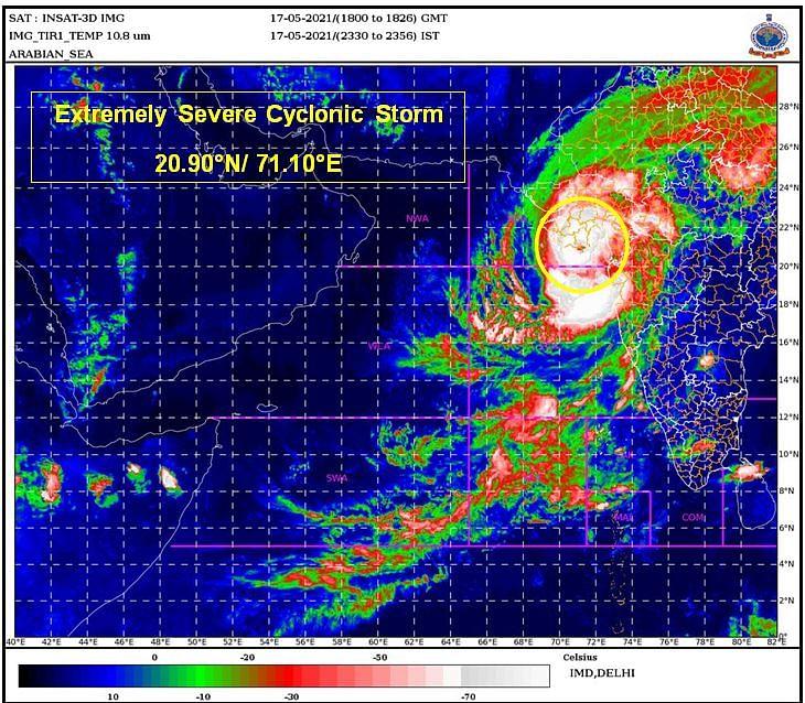 Cyclone Tauktae: Damage Amplified in Gujarat after Landfall