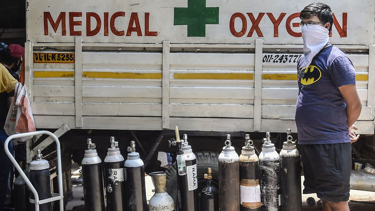 Oxygen Isn't an Essential Commodity: 'Hoarders' Get Escape Route