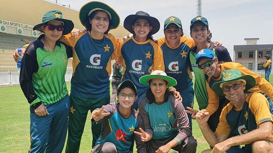"""Pakistan's women's cricketers will now """"be entitled to take 12 months of paid maternity leave"""" after childbirth."""