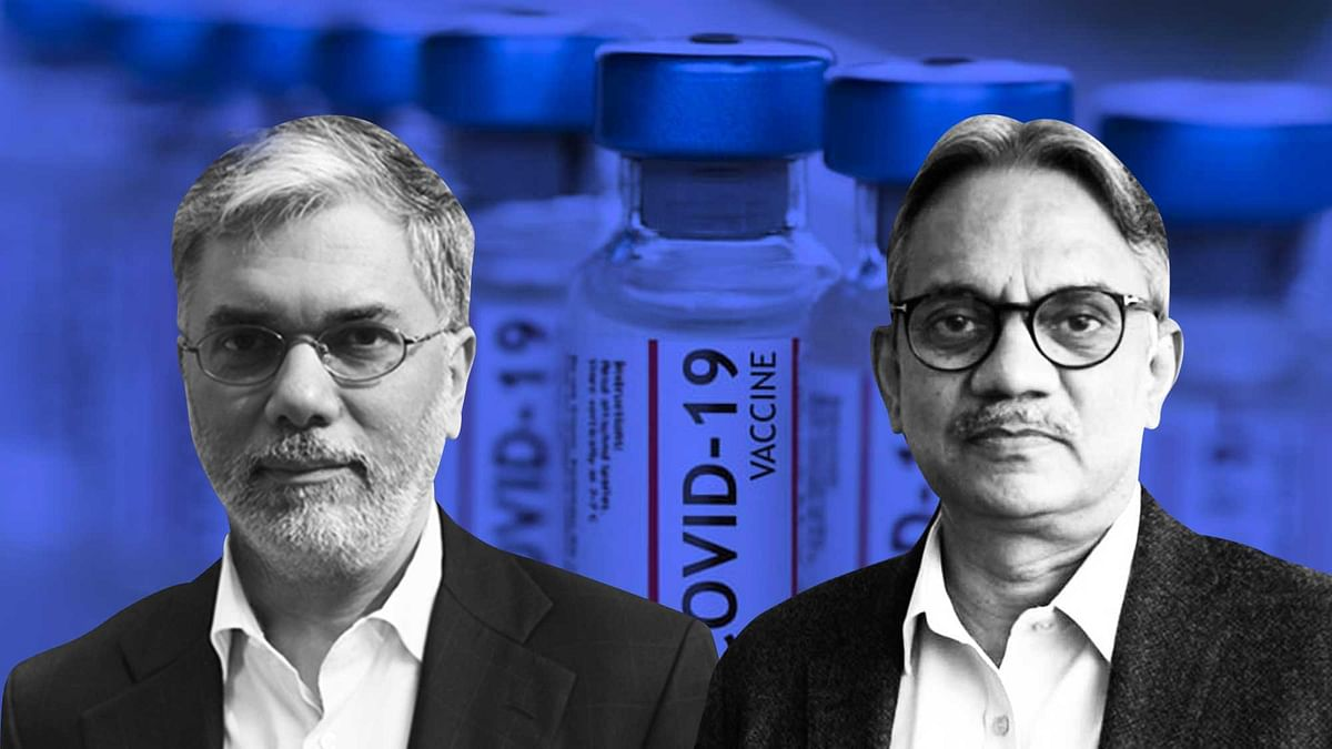 COVID vaccines have extremely complicated manufacturing processes. So, it is not easy to ramp up vaccine manufacturing in India.