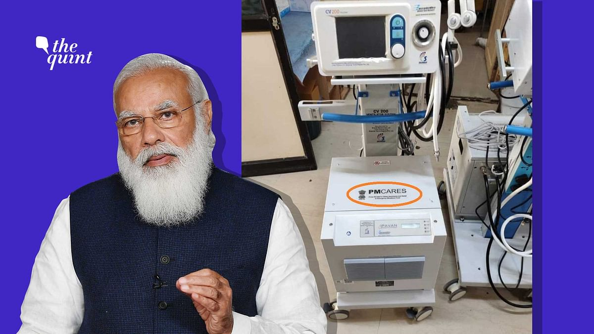 No Payment, Lives Lost: 6,300 'PM CARES' Ventilators Not Delivered
