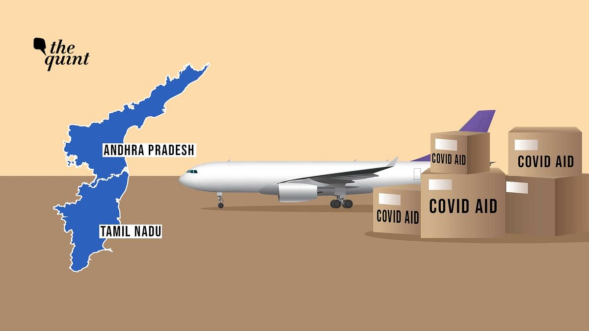 Foreign COVID Aid: Bulk of the Consignment Eludes AP, TN Hospitals