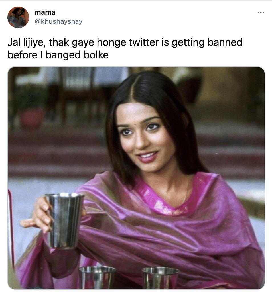 Amrita Rao's 'Jal Lijiye' Memes Are a Hit on Twitter