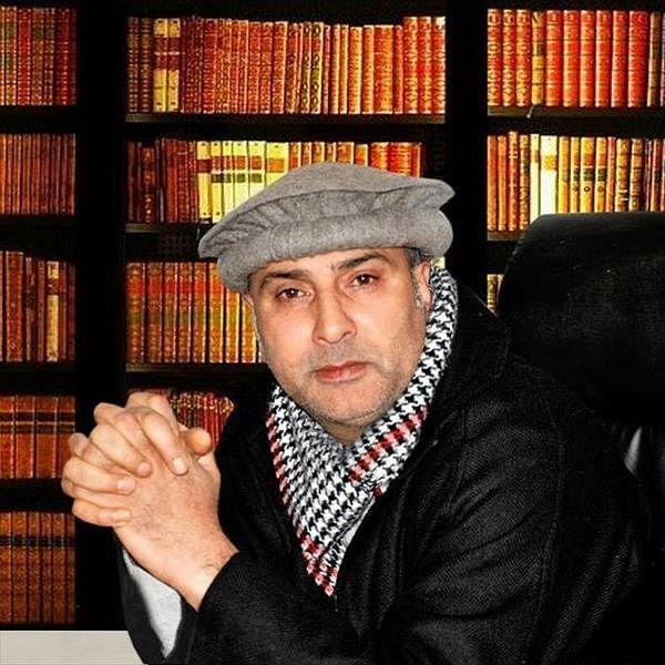 Shahid-ul-Islam who tested positive for Covid in Tihar
