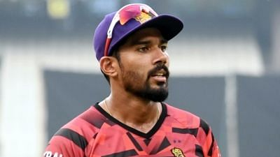 Post-COVID Syndrome Taking a Toll on KKR Pacer Sandeep Warrier