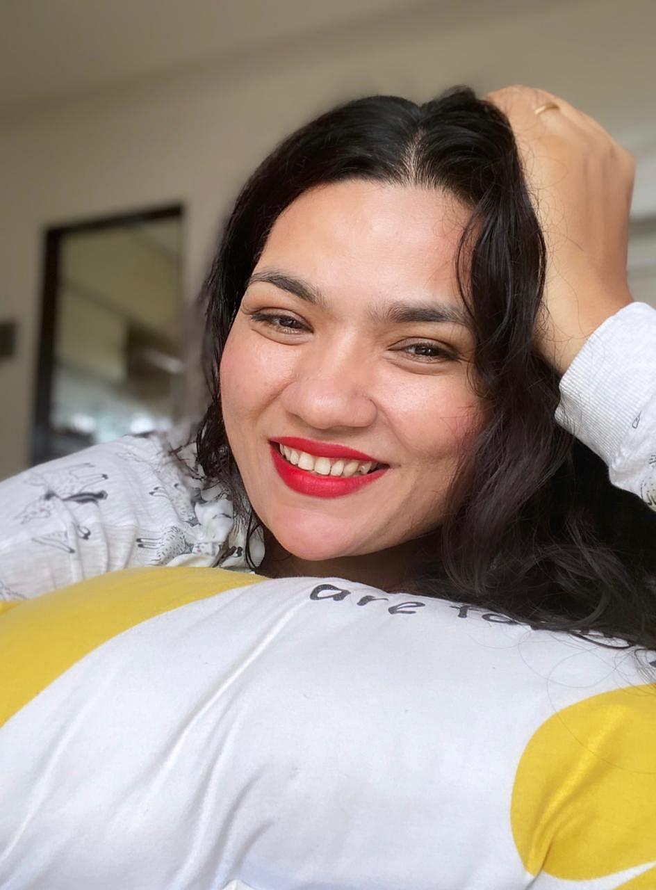TV show writer Bhavna Vyas.
