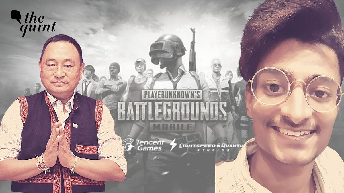 """Irked by Ering's demand to ban PUBG's Battlegrounds Mobile India, Paras Singh said Ninong Ering """"looked Chinese""""."""