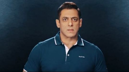 "<div class=""paragraphs""><p>Actor Salman Khan in a recent  video</p></div>"