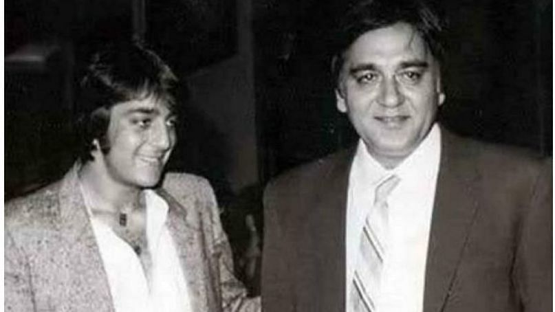 "<div class=""paragraphs""><p>Sanjay Dutt with his father Sunil Dutt.&nbsp;</p></div>"