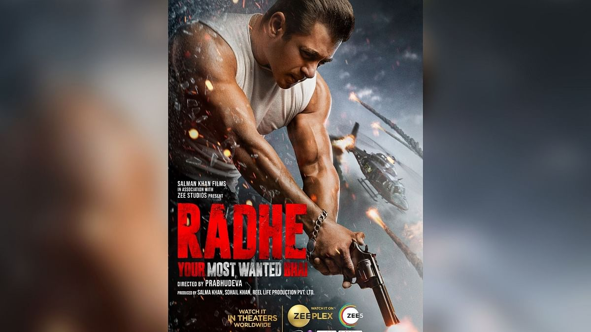 This is How Much Salman Khan's 'Radhe' Made Even Before Release