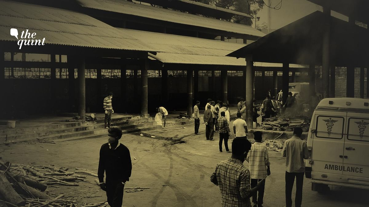 Workers at Bengaluru crematoriums are mostly Dalits who are forced to do the job as it is dictated by caste.