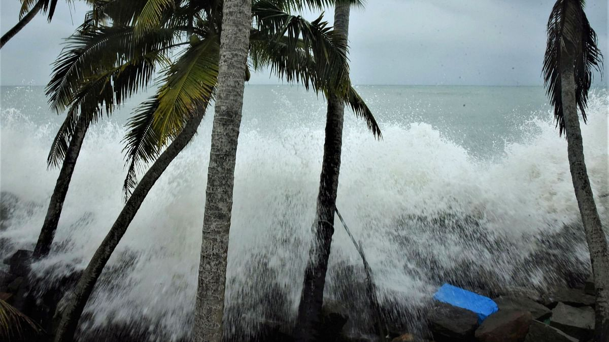In Photos: Cyclone Tauktae Leaves Behind a Trail of Destruction