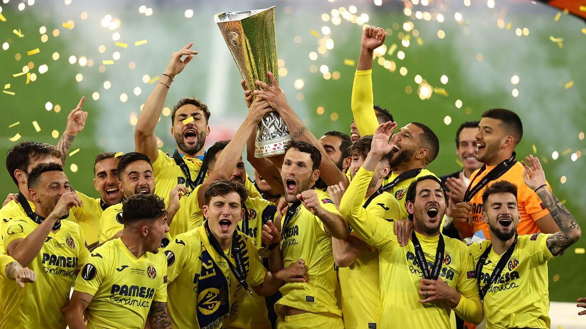 Villarreal Clinch Europa League After Tense Shootout with Man Utd