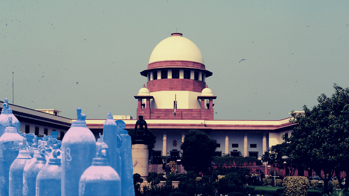 Formula to Allocate Oxygen to Delhi an Underestimate: SC to Govt