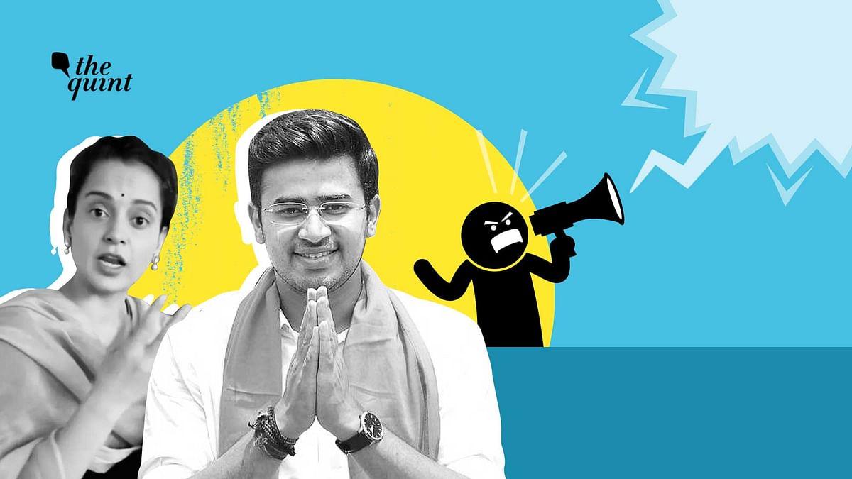 Kangana & Tejasvi Surya's 'Hate Speech' Is Not 'Freedom of Speech'