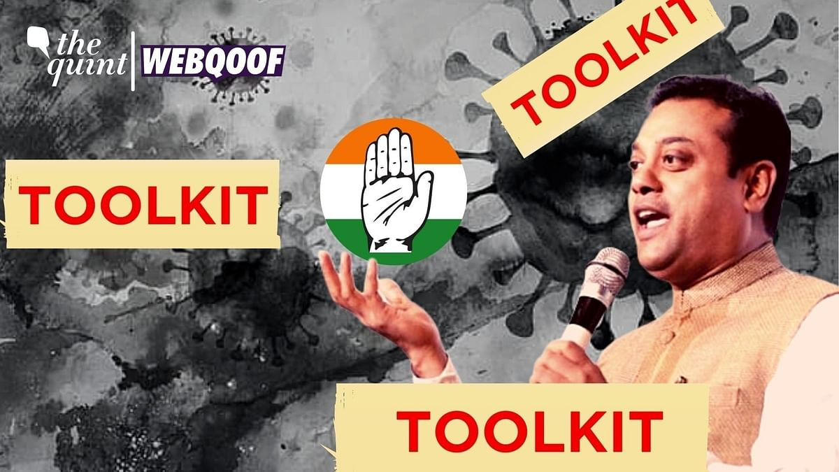 Did Cong Prepare a 'Toolkit' to Target Govt on COVID Management?