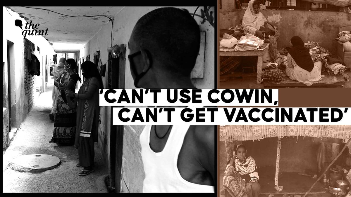 'Can't Use CoWIN': Why Many in India Can't Get Vaccinated