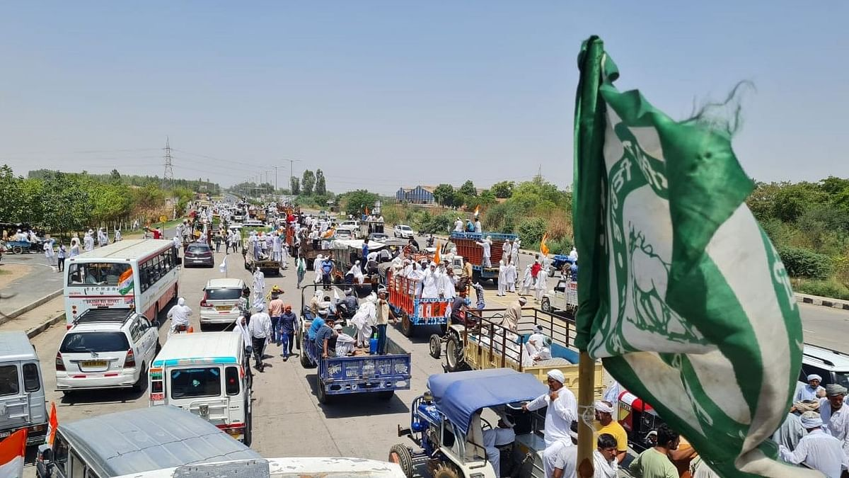 FIRs to Be Revoked: Farmers' Body Claims 'Win' After Hisar Protest