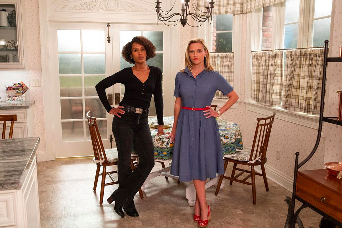 Hollywood's Female Actors Find Satisfying Roles in TV Shows