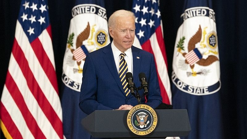 Two-State Solution The Only Answer for Israel-Palestine: Biden