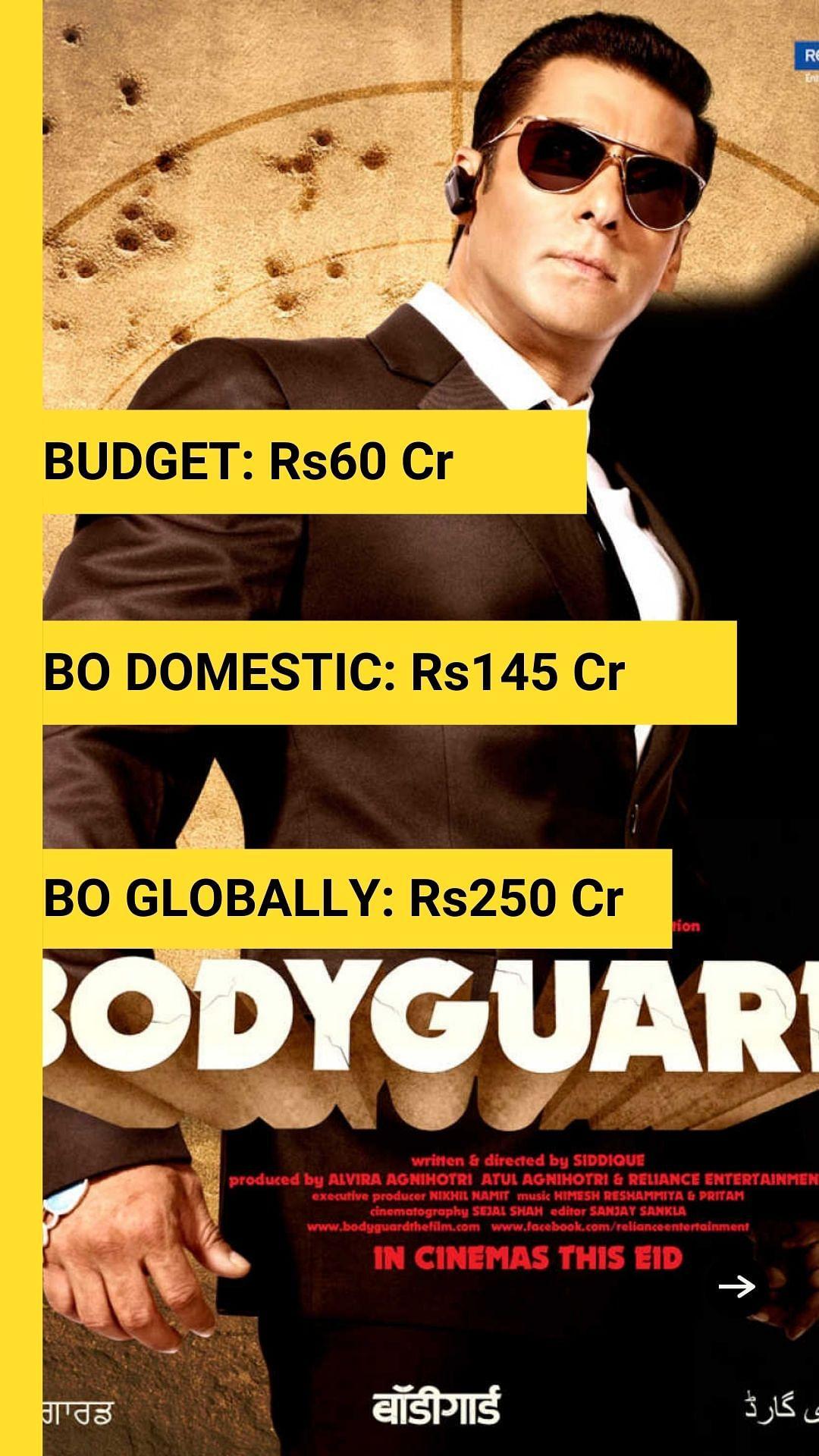 "<div class=""paragraphs""><p>Bodyguard (2011)</p></div>"