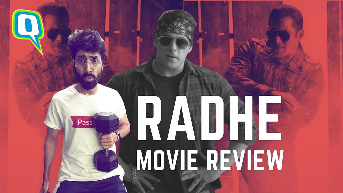 Honest Review of Salman Khan's 'Radhe' (Ft. Every Bhai Fan Ever)