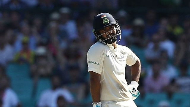 Pant Should be India's Wicketkeeper in WTC Final: Wriddhiman Saha
