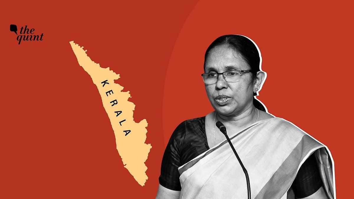 'Policy Decision': KK Shailaja After Being Axed From Next Cabinet