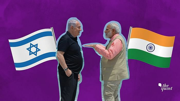 Why Indian 'Nationalists' Supporting Israel Need to Read History