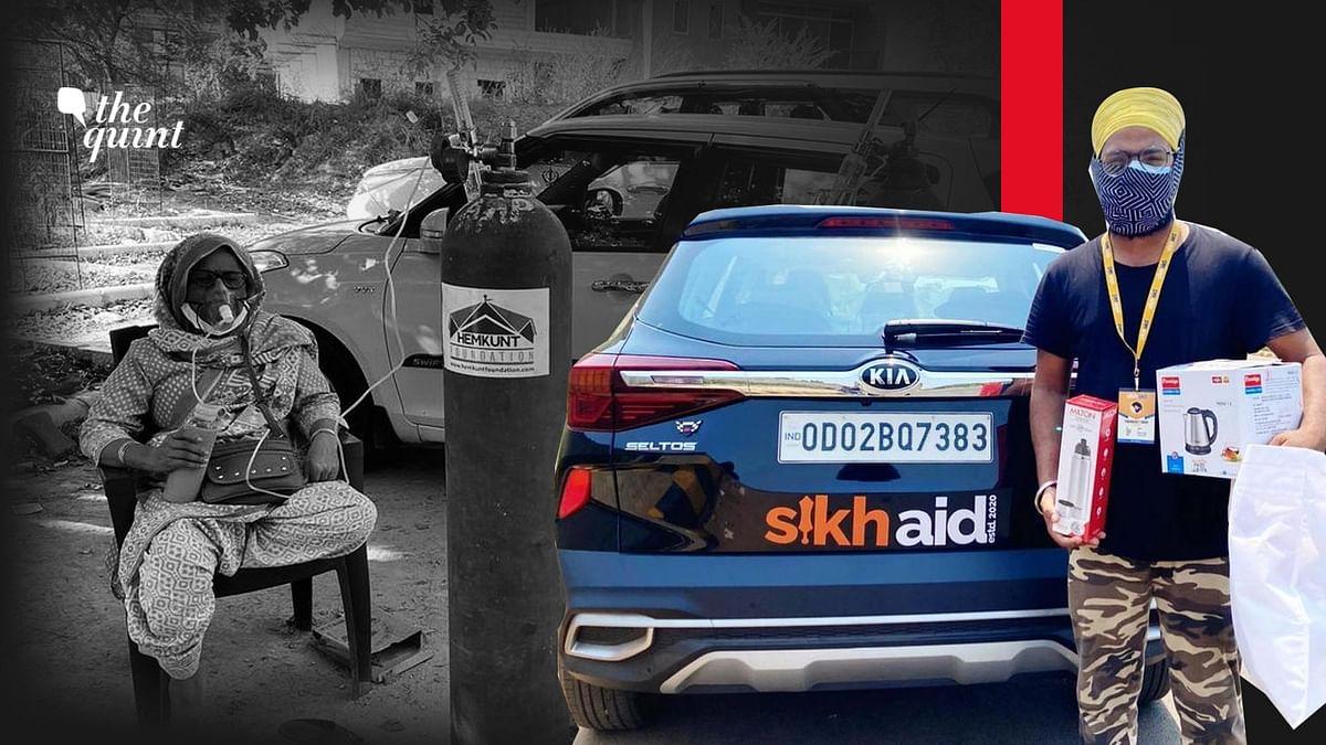 'Sarkar' Has Failed, Sardar Hasn't': Sikh Groups on the Frontline