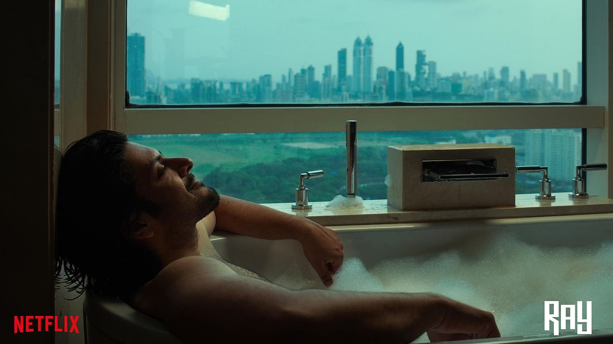 """<div class=""""paragraphs""""><p>Ali Fazal in a still from 'Forget Me Not'</p></div>"""