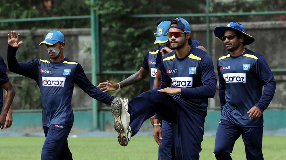 Sri Lanka's England tour in doubt after 38 cricketers refused to sign the contracts.
