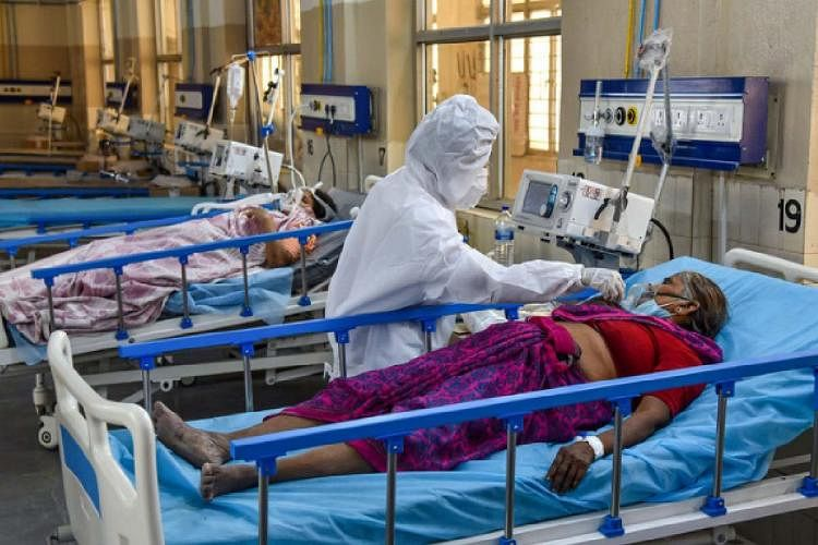 Desperation in Kerala as kin of COVID-19 patients hunt for ICU, ventilator beds