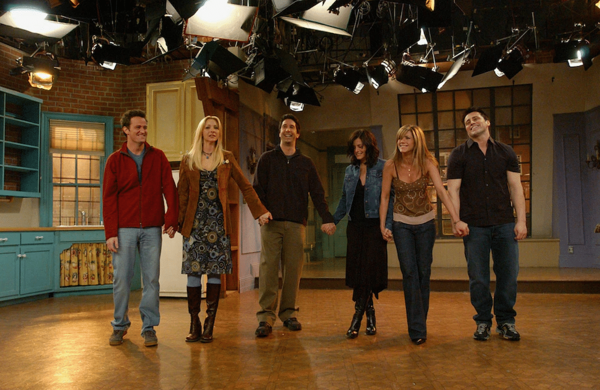 A Fan's Account: 10 Best Things About the FRIENDS Reunion
