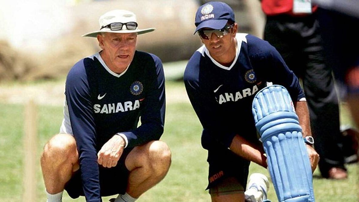 Dravid is the Reason India Have Good Young Talent: Greg Chappell