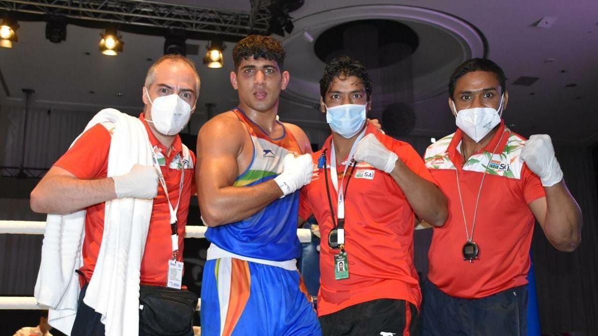 Asian Boxing C'ship: Sanjeet Grabs Gold; Panghal, Thapa Win Silver