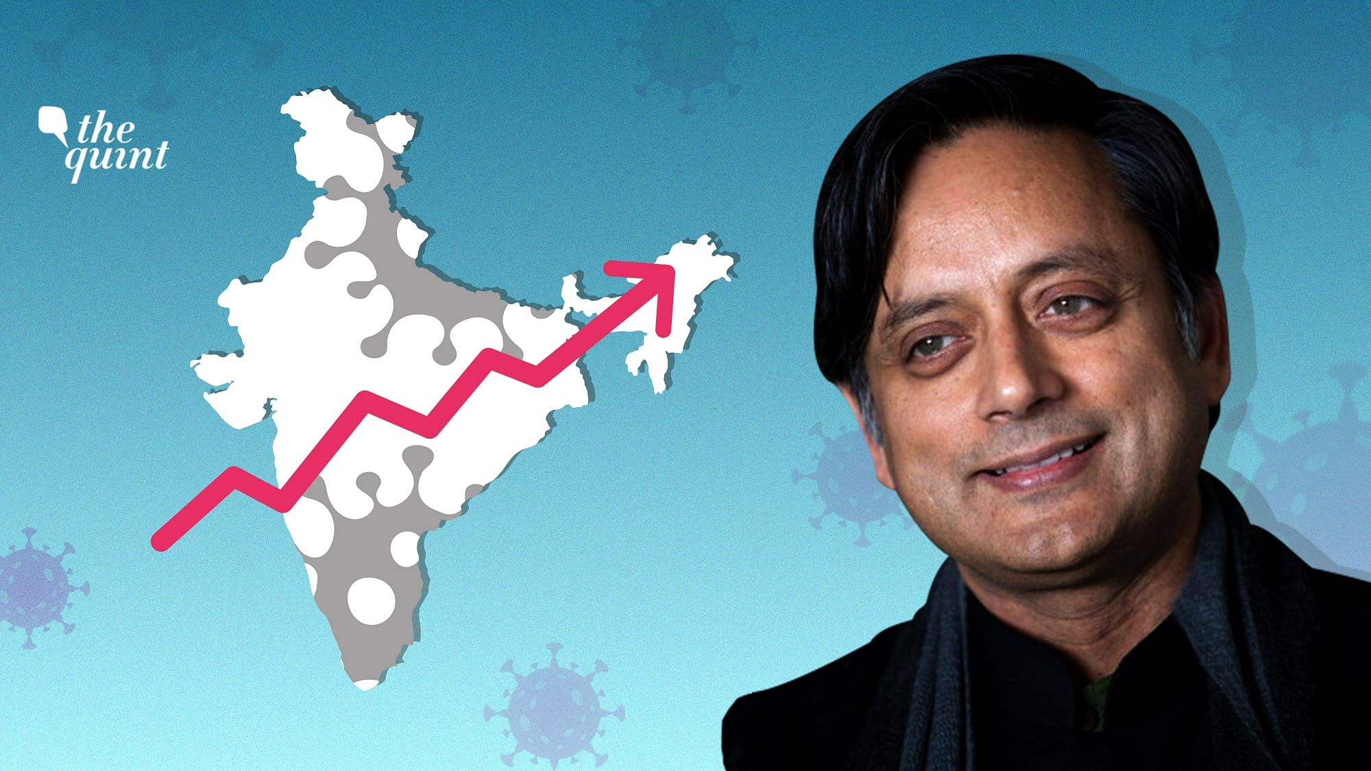 Image of Dr Shashi Tharoor used for representational purposes.