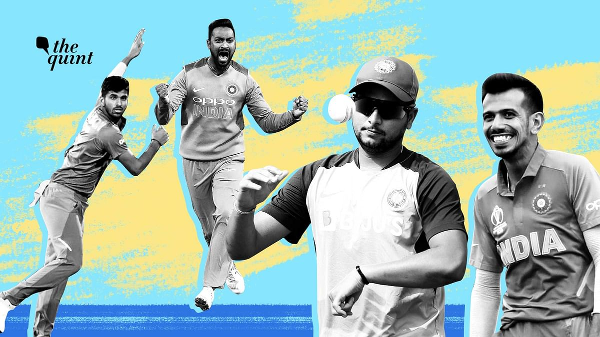 Spinners the Bone of Contention as India Gear for T20 World Cup